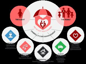 Umbrella Care Management Chart